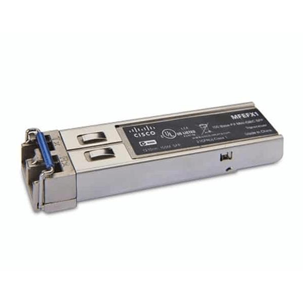 module cisco mfefx1 100 base-fx mini-gbic sfp transceiver thumb maychusaigon