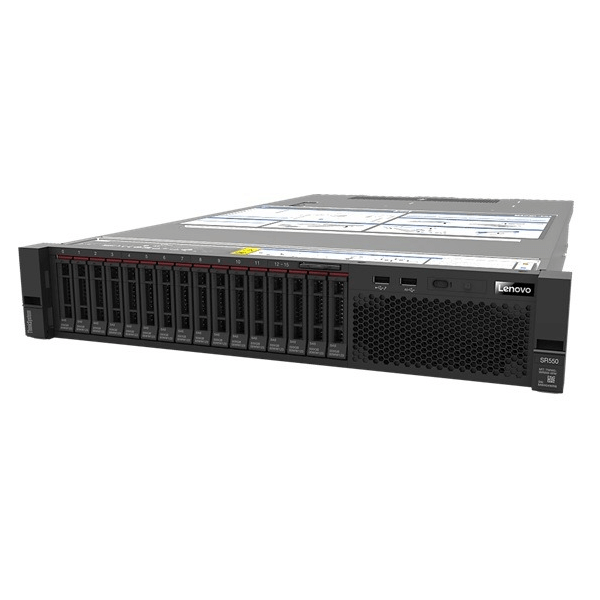 server lenovo thinksystem sr550 16x2.5 thumb maychusaigon