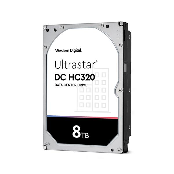 Ổ Cứng WD Ultrastar DC HC330 8TB SAS (HUS728T8TAL5204) - Máy Chủ Sài Gòn